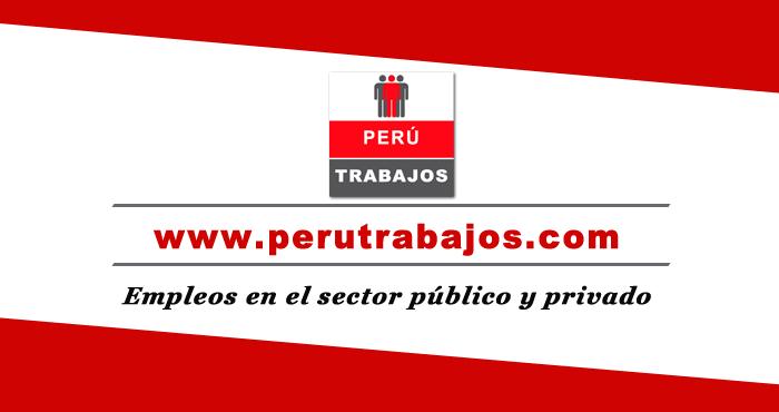 27a424cebb9ce BOLSA DE TRABAJO EMPLEO Y PRACTICAS - CONVOCATORIAS 2019. SERVICIO PORTAL  DE EMPLEO PERUANO