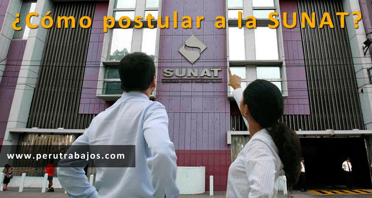 [VIDEO]¿Cómo postular a las convocatorias de trabajo de la SUNAT?